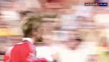 ببینید 5 گل برتر دیوید بکهام با پیراهن منچستریونایتد