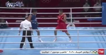 حق بوکس ایران خورده شد؛مشت هایی که دیده نشد
