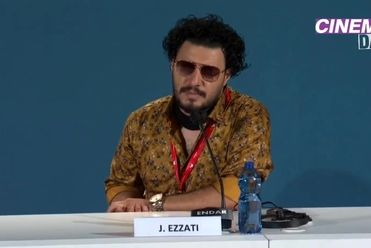 جواد عزتی در ونیز؛به خورشید افتخار می کنم|فیلم